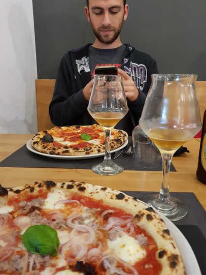 Alloggiami-Mirafiori-Sud-Outting-Pizza