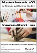 Expo des profs aux beaux arts du Cannet ( ACCA)