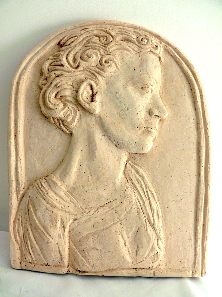 bas relief romain