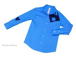 """""""SAN-SUI"""" Shirt for Men"""