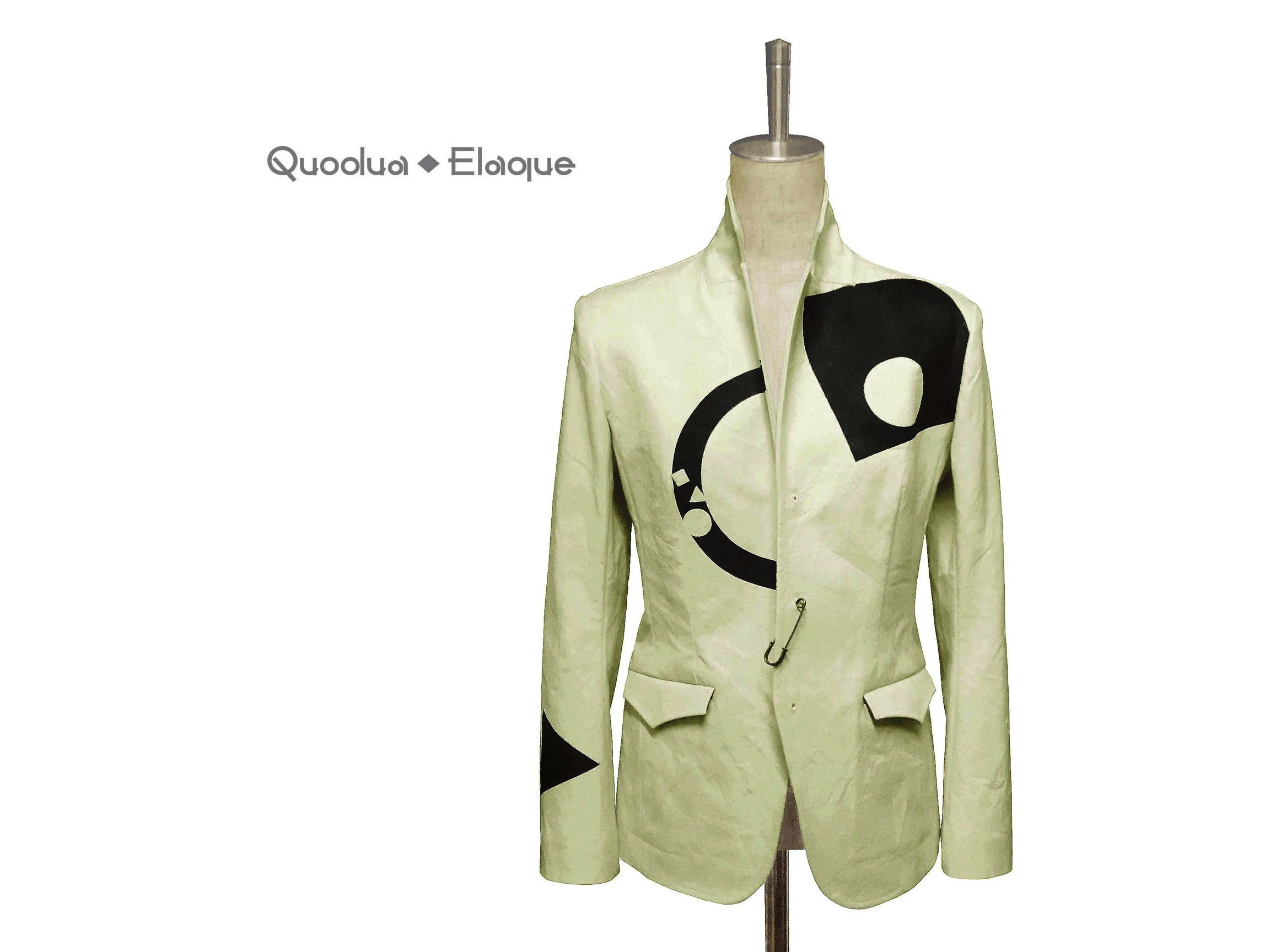 """SAN-SUI"" Tailored Jacket for Women"