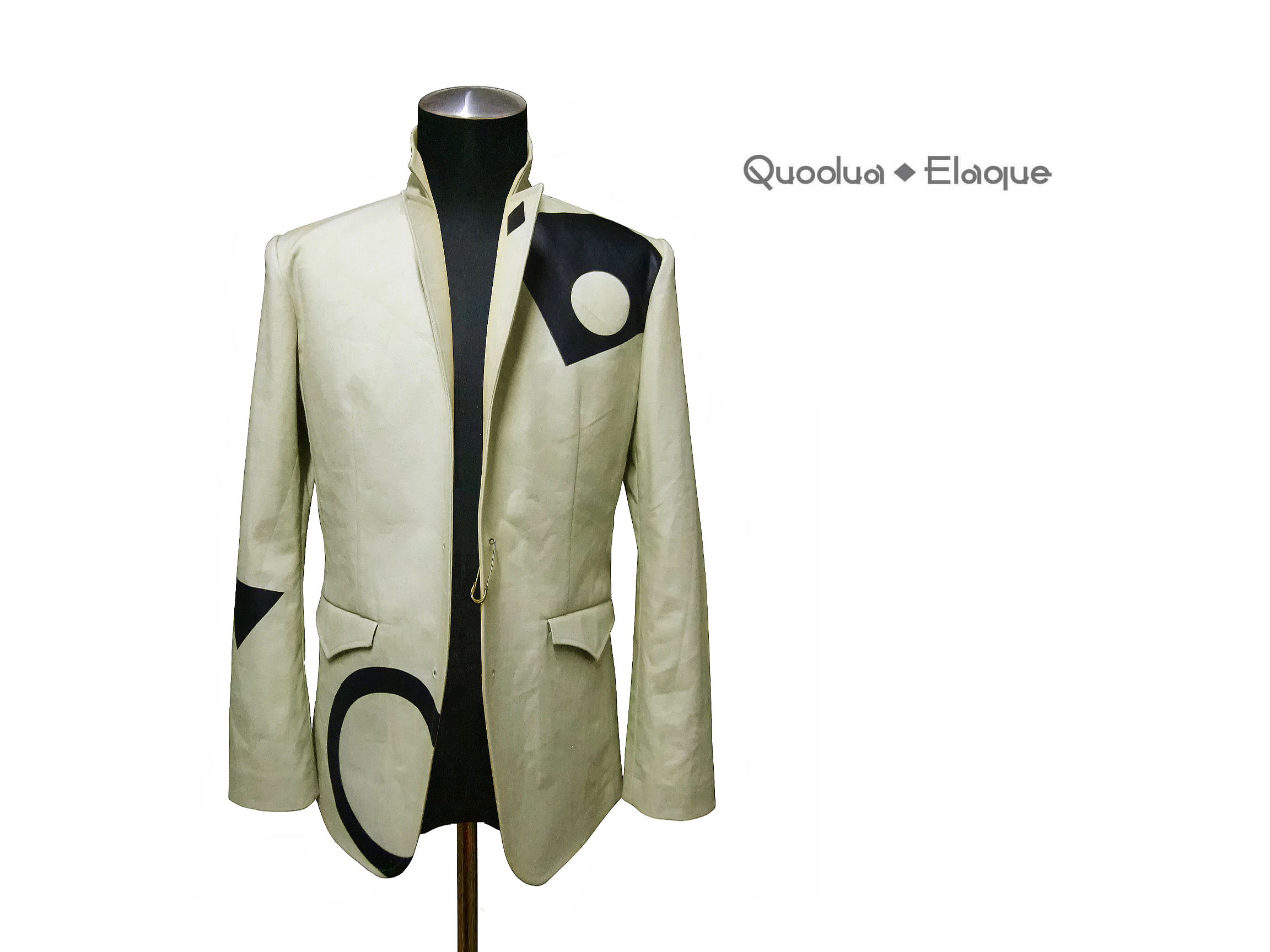 """SAN-SUI"" Tailored Jacket for Men"