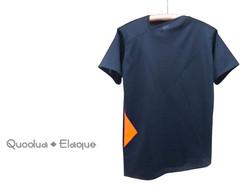"""""""JO-GEN"""" Asymmetry T-shirt"""