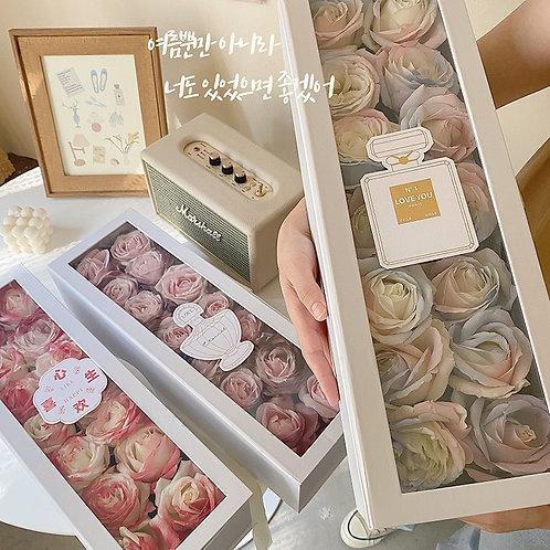 Rose Crystal Box