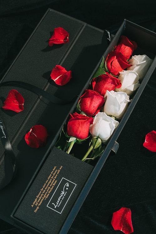 Rose Gun Box