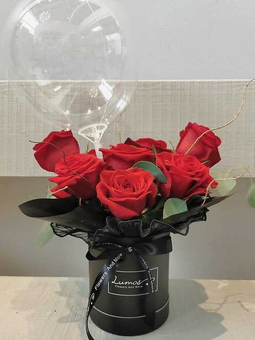 Rose Hug Box
