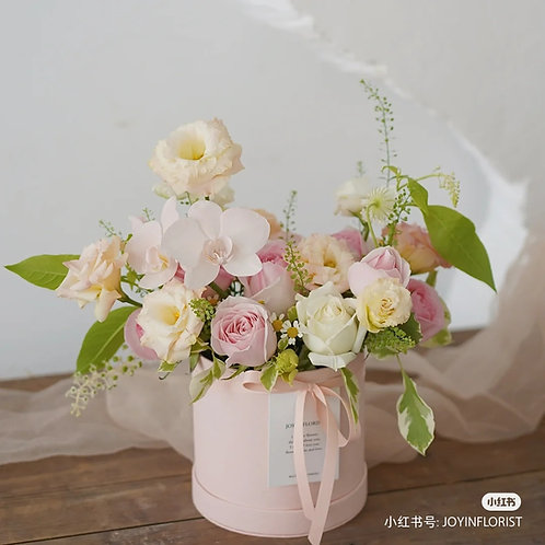 Hug Flower Box