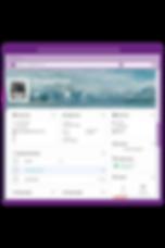 POP HR platform screen