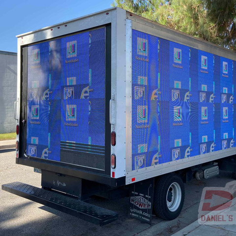LED truck repair