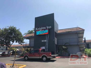 Hotel LED screen repair in San Diego,CA