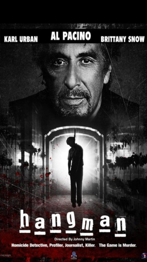 Possibly one of the best thrillers Al Pacino has ever done. Coming soon!