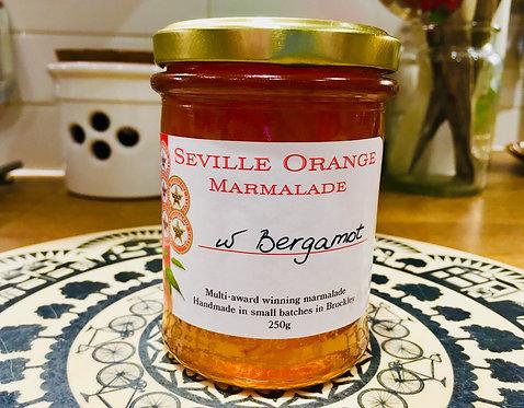 Marmalade with Bergamot