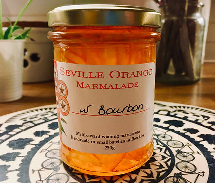 Marmalade with Bourbon