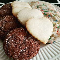 cookies, shortbread, vegan, made without gluten