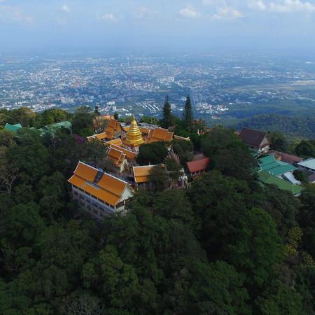 Doi Saket, Thailand