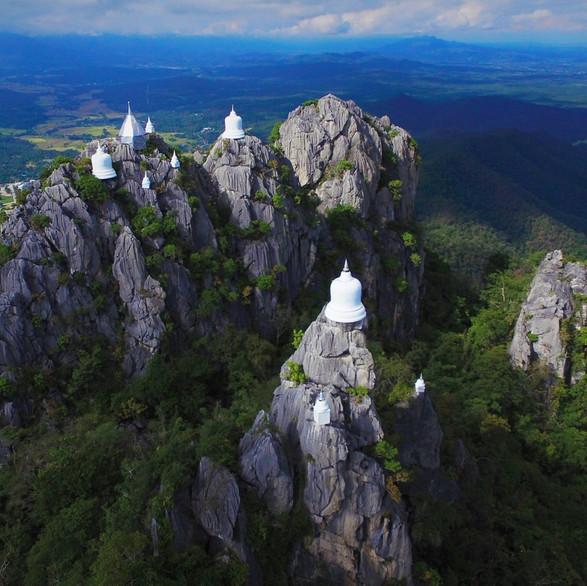Wat Prah Jom Klao Rachanusorn, Thailand