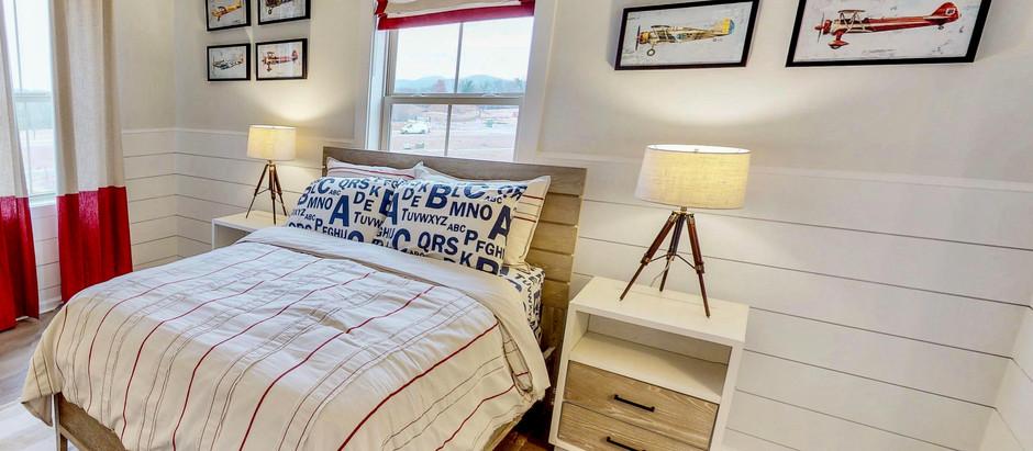 Modern Farmhouse House Tour: Kids Rooms