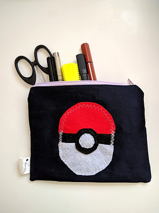 Poke pencil case