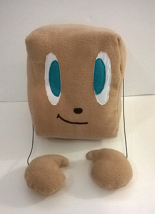 Tiny Box Tim Plushie