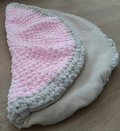 Crochet Baby Blanket - Handmade super soft baby blanket