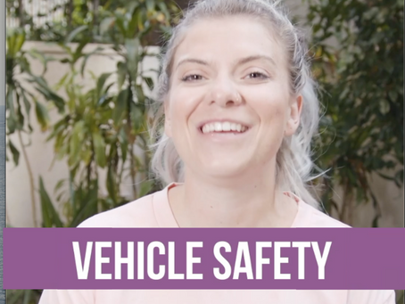 Tips & Tricks with Sylvia Wes: Vehicle Safety