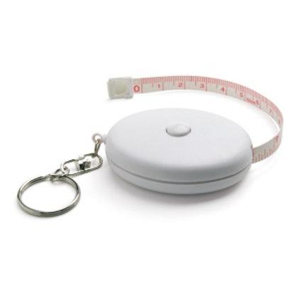 Porte-clés. Avec ruban à mesurer