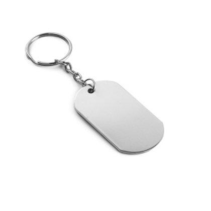 Porte-clés. Aluminium