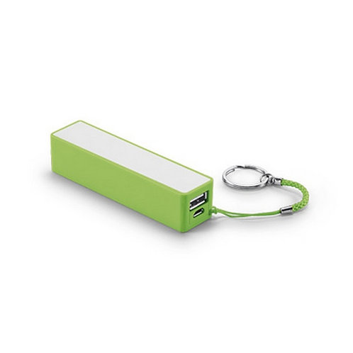 BATTERIE DE SECOURS OU POWERBANK PERSONNALISABLE