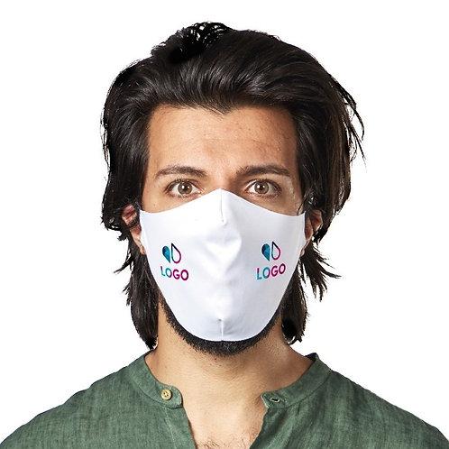 Masque en tissu personnalisable
