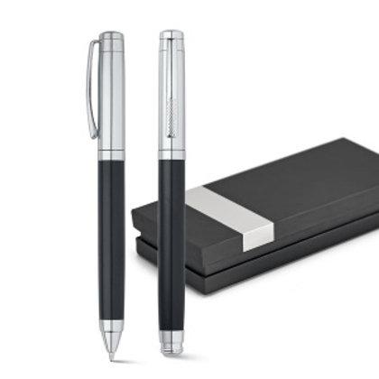 ZAIRE. Set stylo roller et stylo à bille