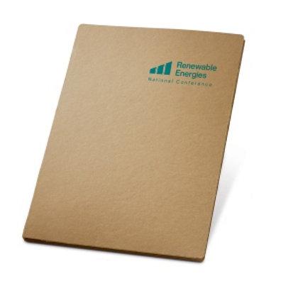 Conférencier A4. Carton: 450 g/m²
