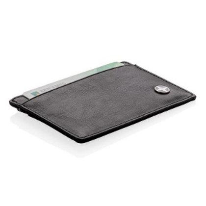 Porte-cartes en PU simili cuir