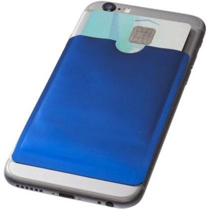 Porte carte RFID pour smartphone.