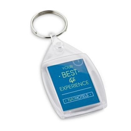 Porte-clés. PS. 35x58x6 mm