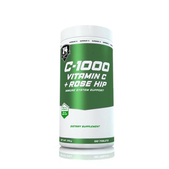 C1000 VITAMIN + ROSE HIP