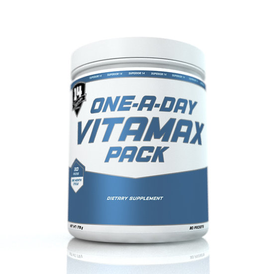 ONE-A-DAY VITAMINE PACK