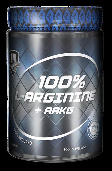 100% L-ARGININE+AAKG
