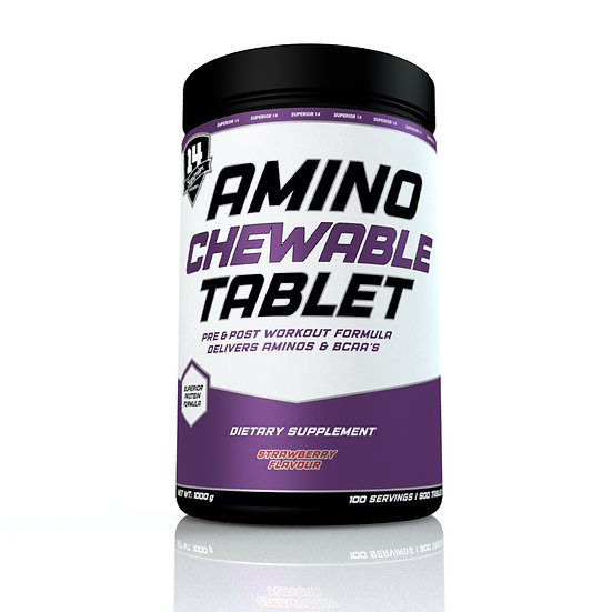 AMINO CHEWING TABLET