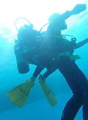 海猿 潜水士