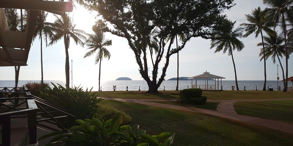海外ツアー マレーシア コタキナバル CDTC ファンダイビング ダイブコーヴィー PADI インストラクターコース コースディレクター IDC IE 5スター