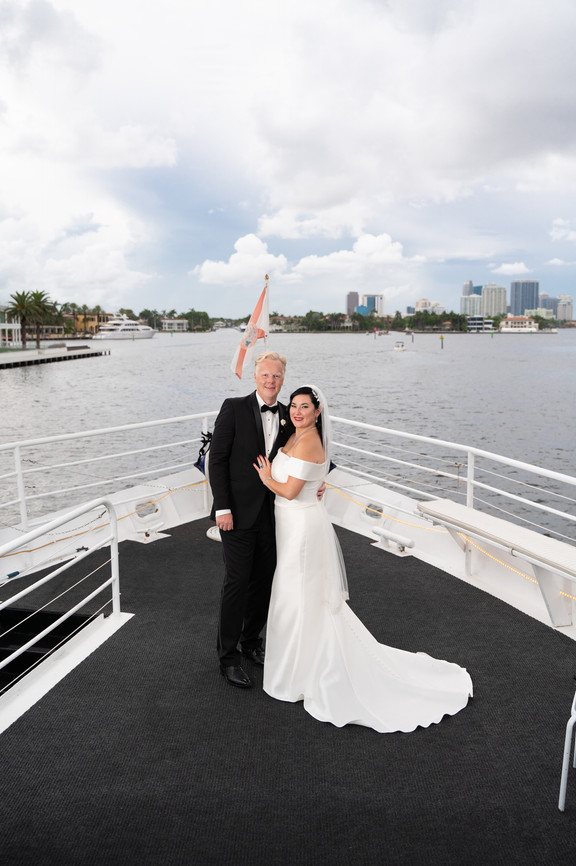 wedded couple on the boat.jpg