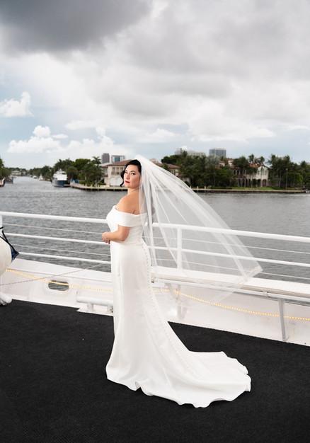 bride on the boat.jpg