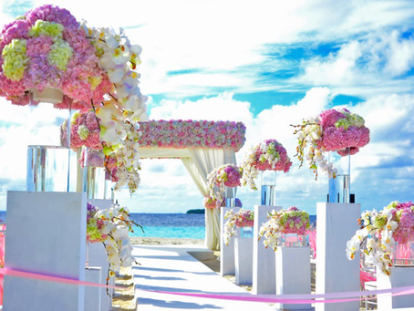Here's Why You Should Have a Beach Wedding