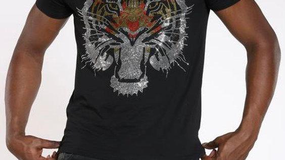 Tiger Rhinestone shirt