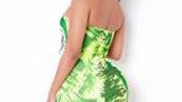 Midi Green dress