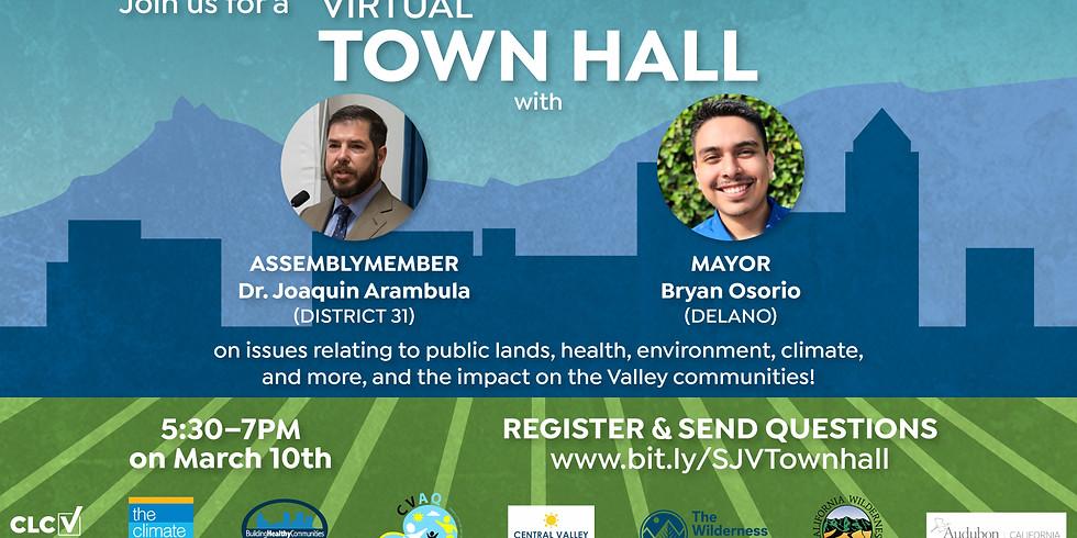 San Joaquin Valley Town Hall
