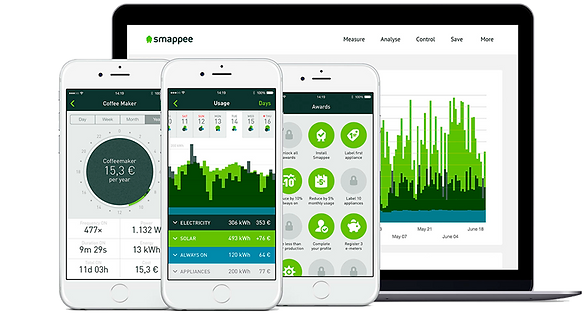 monitoramento por aplicativo energia soar