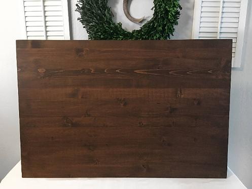 """24"""" x 36"""", Custom Wood Sign, Custom Home Decor, Custom Sign, Rustic wood sign"""
