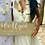 Thumbnail: Elopement Sign - We Eloped - Personalized Wedding Sign