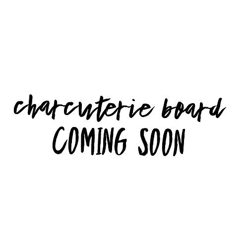 More Charcuterie Boards Coming Soon!